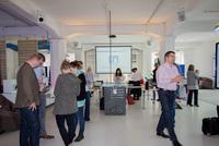 E-Business Convention im Digital Signage Innovation Center