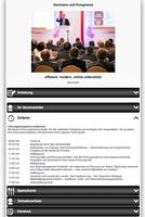 teggee-Conference: Mobile Informationen für Teilnehmer - vor, während und nach dem Event