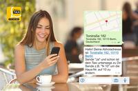 """""""WhatsApp Taxi"""" von Taxi Deutschland: Taxibestellung jetzt einfacher als je zuvor"""