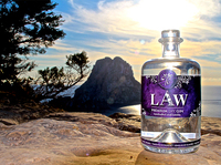 LAW Premium Dry Gin - der Gin aus Ibiza