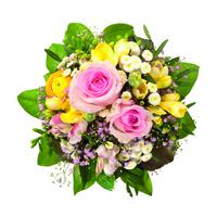 Jeder verdient Blumen  und ganz besonders Mama zum Muttertag!