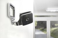 VisorTech WLAN-IP-Kamera mit App, 433-MHz-Funkschnittstelle