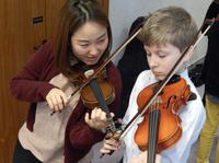 Reise durch Vivaldis vier Jahreszeiten