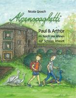 Kinderbuch Algenspaghetti Band 3