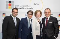 P3 telehealthcare ist Finalist beim Deutschen Innovationspreis 2016