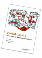 Automobilproduktion 4.0 auf der Hannover Messe