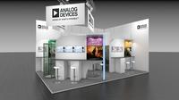 Analog Devices zeigt seine kompetenten Lösungen für Motorsteuerungs- und Leistungsregelungssysteme auf der PCIM 2016