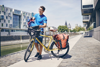 Hoch dekoriert: Fahrradteile und -zubehör 2016
