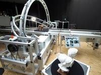 HMI 2016: Fraunhofer-3D-Scantechnologie ermöglicht vollautomatisierte Digitalisierung