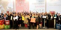 Edenred unter den 55 besten Arbeitgebern in Bayern