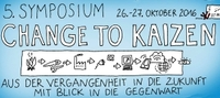 V. Symposium Change to Kaizen