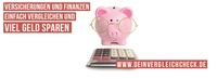 Online Versicherung und Finanzen vergleichen und bares Geld sparen