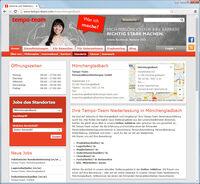 Tempo-Team Personaldienstleistungen eröffnet neue Niederlassung in Mönchengladbach