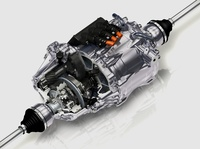 GKN liefert innovative eAxle für den Volvo S 90 Plug-in-Hybrid