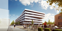 WOLFF & MÜLLER: Baustart für zwei große Forschungszentren