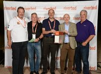 Telonic ist Riverbed Partner of the Year 2015 in Europa