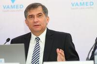 VAMED-Auftragsbestand 2015 mit 1,65 Mrd. EUR auf Rekordhoch