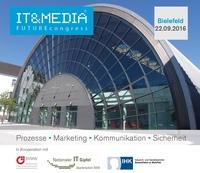 Bundeswirtschaftsministerium übernimmt Schirmherrschaft für den 1. IT&MEDIA FUTUREcongress  in Bielefeld
