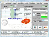 Kassensoftware von TaylorCom  Softwareentwicklung