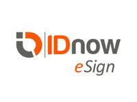 """Einladung zum Webinar """"IDnow eSign"""" - Vertragsabschluss der Zukunft"""