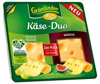 """Grünländer """"Käse-Duo"""" bringt die Vielfalt auf den Tisch"""