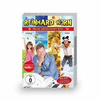 Tanz- und Liederspaß fürs ganze Jahr mit Reinhard Horns neuer DVD