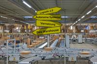 Unitechnik über Industrie 4.0 in der Intralogistik