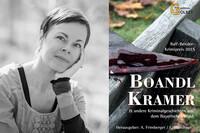 Münchnerin Autorin Iris Leister gewinnt Glauser-Preis