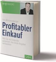 """""""Profitabler Einkauf"""": Verhandlungstrainer Urs Altmannsberger bringt Verhandlungsratgeber speziell für Einkäufer auf den Markt"""