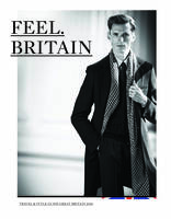 FEEL.BRITAIN - BRAUN HAMBURG LAUNCHES SECOND TRAVEL & STYLE GUIDE