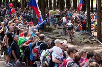 MTB-Weltelite zu Gast in Tschechien