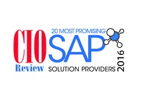 Datavard Recognized Among 20 Most Promising SAP Solution Providers 2016 by CIOReview