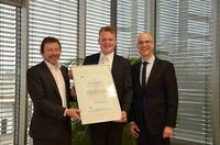 Stadtwerke Neumarkt jetzt auch ISO 50001 zertifiziert
