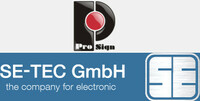 Engere Unternehmenskooperation zwischen ProSign und SE-TEC