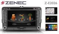 Clevere Navinachrüstung für Fahrzeuge von VW - ZENECs  Z-E2026