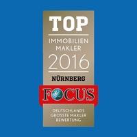 Immopartner von Focus als Top Makler in Nürnberg ausgezeichnet