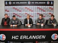 Handball-Bundesliga: der HC Erlangen ist wieder erstklassig