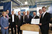 """Dürr, Fraunhofer und iTAC beginnen Zusammenarbeit im Bereich """"Big Data Analytics"""""""
