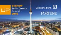 Fortune Scaleup Summit 2016: Wie Gazellen noch flinker werden