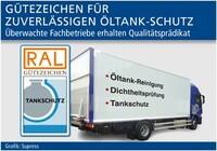 Gütezeichen für zuverlässigen Öltank-Schutz