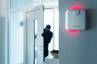 Drei neue Bausteine für devolo Home Control. Alarmsirene, Wasser- und Luftfeuchtemelder