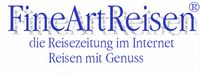 Die FineArtReisen Reichweiteninformation 2016-05