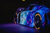 Rutronik präsentiert Distribution Art Car für DMV GTC 2016