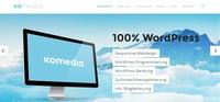 Werbeagentur Komedia - WordPress Internetauftritte vom Profi