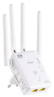 7links Dualband-WLAN-Repeater WLR-1221.ac, AccessPoint und Router, 1.200 Mbit/s