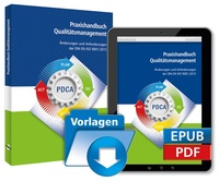 Neufassung der internationalen Norm DIN EN ISO 9001:2015 Qualitätsmanagementsysteme