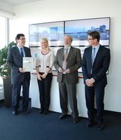 Raritan zeichnet SPHINX GmbH mit Partner-Award aus