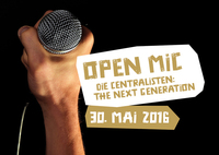 Open Mic im Cafe Central am 30. Mai 2016