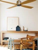 Ventilator mit nur 19 cm Höhe - ideal für niedrige Räume