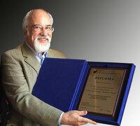 Ehrenprofessur Moskauer Universität für Hans-Werner Gessmann